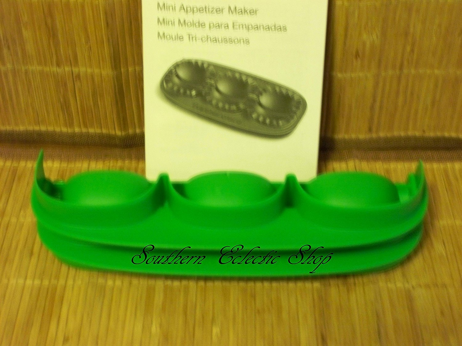 Amazon.com: Tupperware Mini Appetizer Makers Wintergreen: Pastry Crimpers: Kitchen & Dining