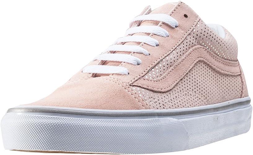 Chaussure Vans METALLIC DOTS OLD SKOOL (Metallic Dots) Rose