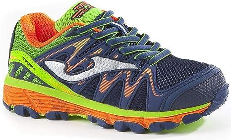 Joma Trek JR - Scarpa Trail Running Bambino - Size(EU 32 - CM 19.5 - UK 13): Amazon.es: Deportes y aire libre