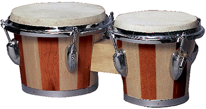 Performance Plus 439-TT Tunable Two Tone Wood Bongos