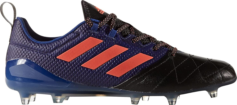 AdidasレディースAce 17.1 FG Soccer Cleats US ) B077KSNRT9 8.5 B(M) US パープル/ブラック パープル/ブラック 8.5 B(M) US