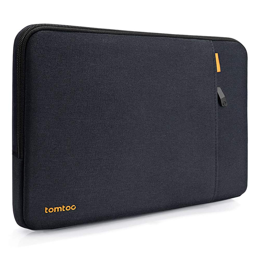 tomtoc 360 Protective Laptop Sleeve for 12.3 inch Microsoft Surface Pro 6/ 5/ 4/ 3/ 2/ 1, Ultrabook Notebook Tablet Shockproof Bag with Accessory Pocket by tomtoc