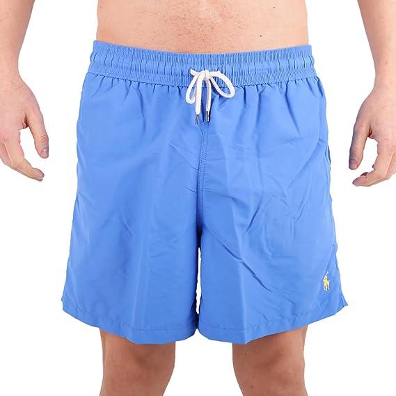 dd0e16af5e816f Ralph Lauren Herren Traveler-Swim Shorts  Amazon.de  Bekleidung