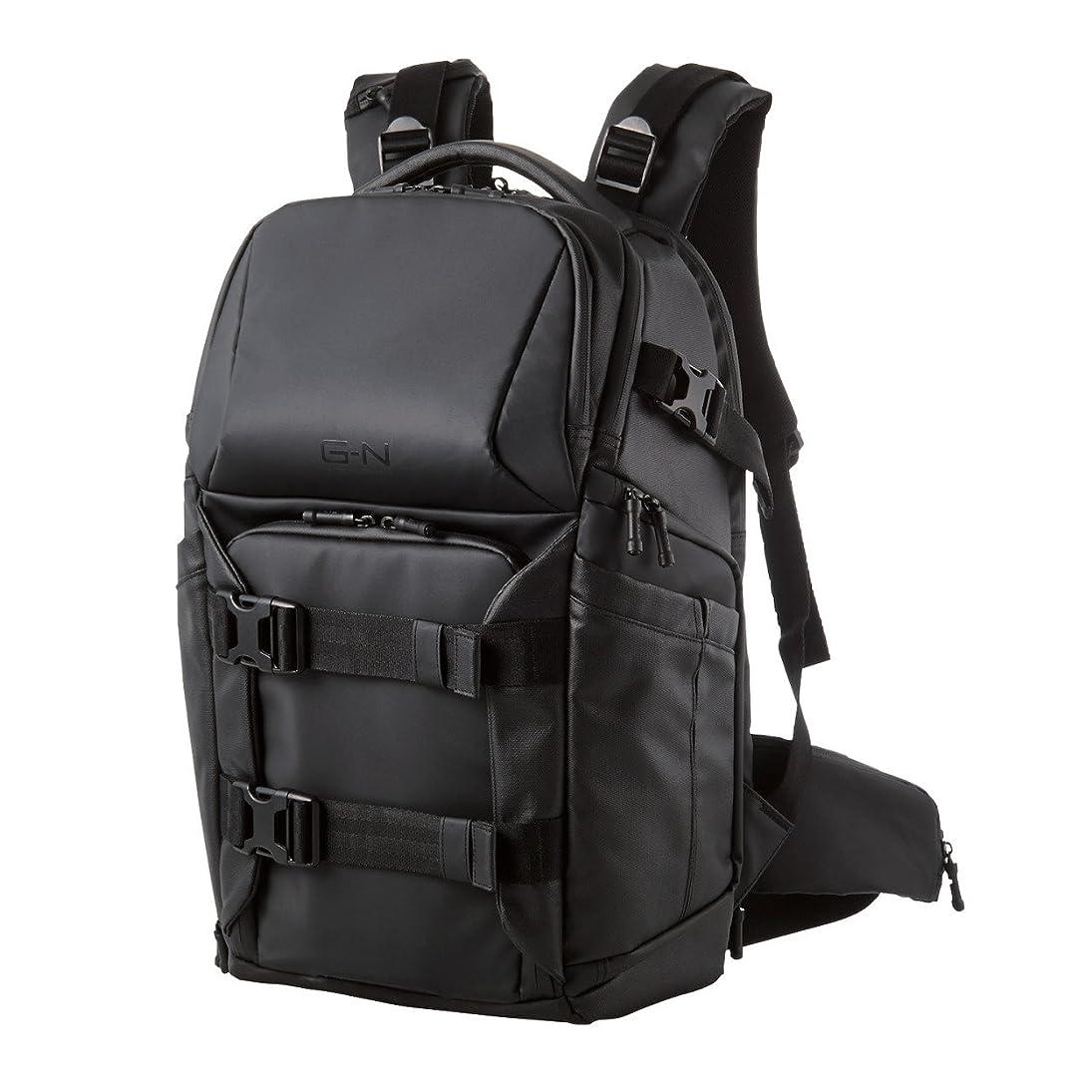 位置づけるお世話になった有限スリングバッグ K&F Concept® カメラバッグ ショルダー カメラバッグ 一眼レフ おしゃれ 斜め掛け ボディバック ブラック Canon Nikon Sony Sigma Tamronなどデジタル一眼レフカメラ専用 三脚取付可 PC収納可 多機能