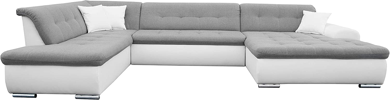 XXL Polsterecke, Couchgarnitur, Schlafsofa Victoro Big Sofa - XXL Big Sofa