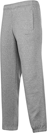 Reebok Core Cuff Sudor Pantalones para Hombre Gris Pista ...
