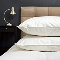 Royal Comfort - Goose Pillow Twin Pack - 1000GSM