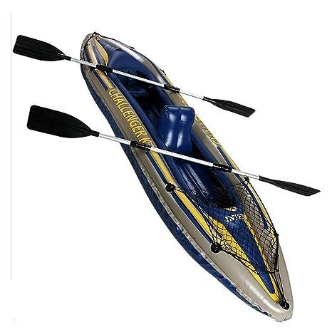 Canoa Kayak hinchable Challenger K2 para la playa, 2 plazas ...