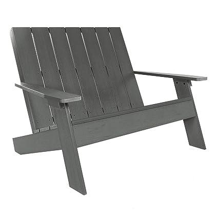 Fine Amazon Com Highwood Ad Chrad02 Cge Barcelona Modern Bralicious Painted Fabric Chair Ideas Braliciousco
