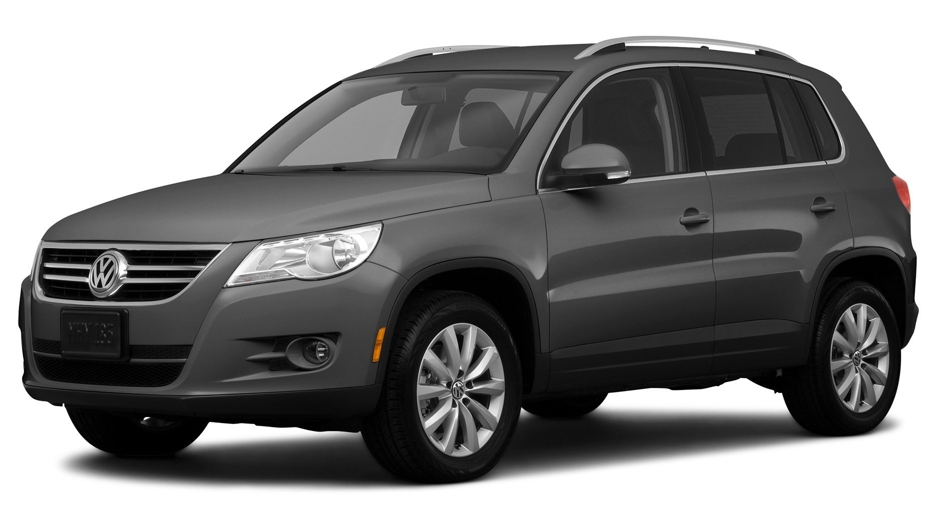 2011 Volkswagen Tiguan S, 2-Wheel Drive 4-Door Automatic Transmission ...