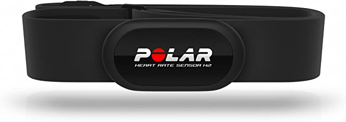 Polar Sportuhr Herzfrequenz Sensoren Set H2 M Xxl 0725882018034 Sport Freizeit