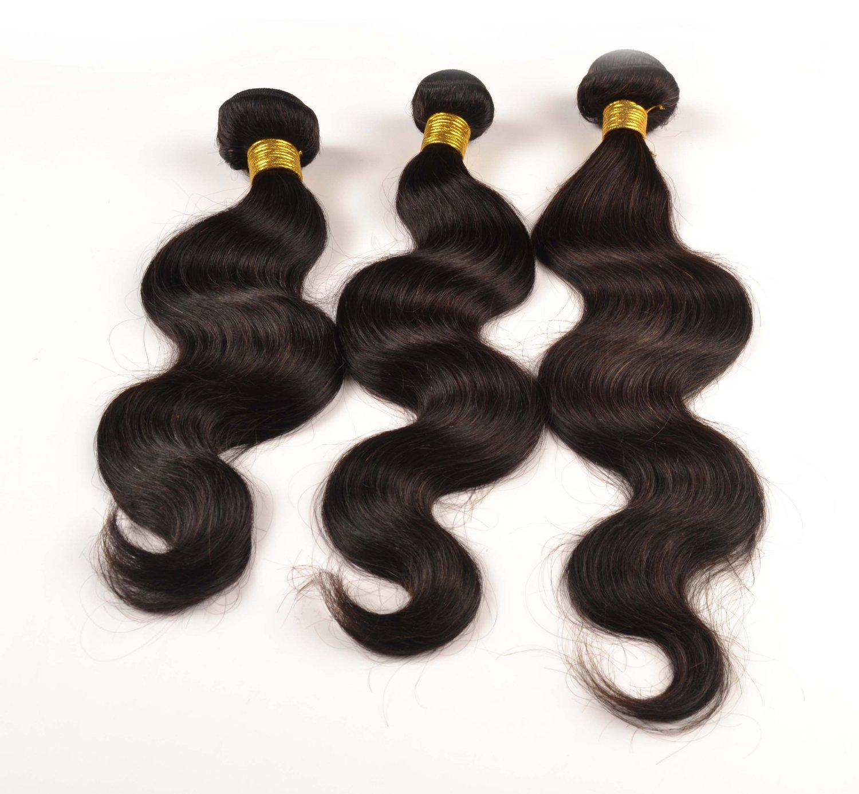 Amazon elizawigs 3pcs20 2224 brazlian virgin remy human amazon elizawigs 3pcs20 2224 brazlian virgin remy human hair body wave extension brazilian hair beauty pmusecretfo Images