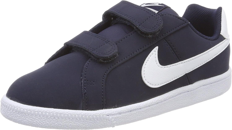 NIKE Court Royale (PSV), Zapatillas de Tenis para Niños