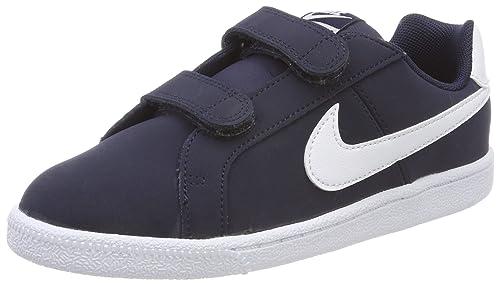 Nike Court Royale (PSV), Zapatillas de Tenis Unisex Niños: Amazon.es: Zapatos y complementos