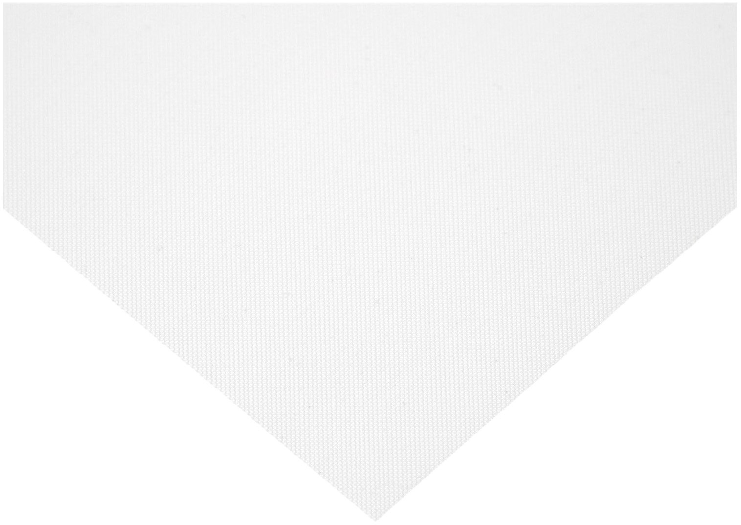 Nylon 6/6 Woven Mesh Sheet, Opaque Off-White, 12'' Width, 12'' Length, 250 microns Mesh Size, 34% Open Area