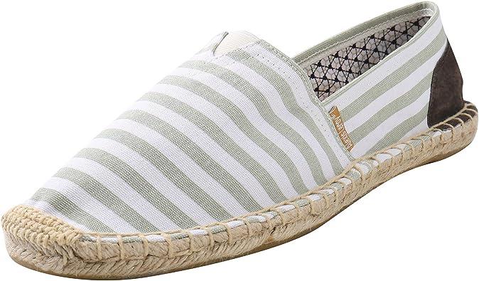 ALEXIS LEROY Zapatos de Lona Alpargatas Ligeras Slip On ...