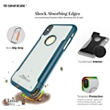 iPhone X/XS Case, SaharaCase Classic Protection Kit