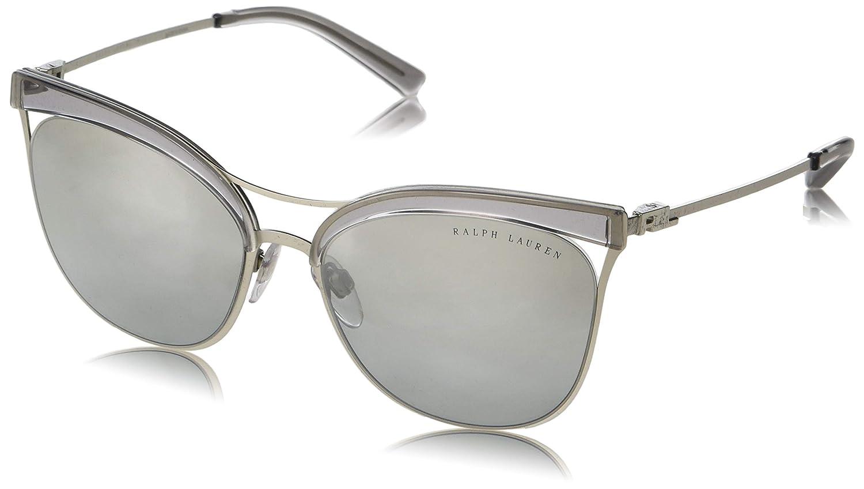 c3a874376 Ralph Lauren Sunglasses For Women, Grey RL7061 93556V 56 56 mm: Amazon.ae