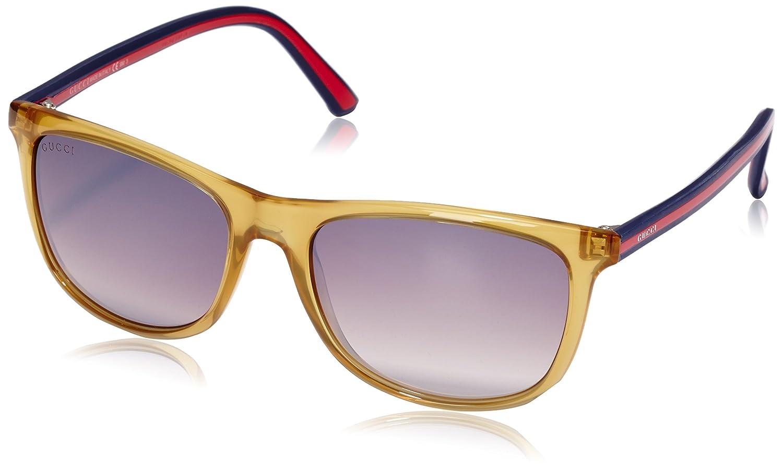 Gucci Unisex Wayfarer Sonnenbrille GG 1055/S NQ