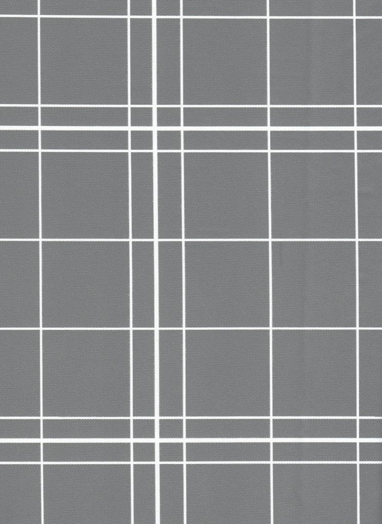 Amazon.com: White Lines Flannelback Vinyl Tablecloth In Gray, 60 Inch Round:  Home U0026 Kitchen