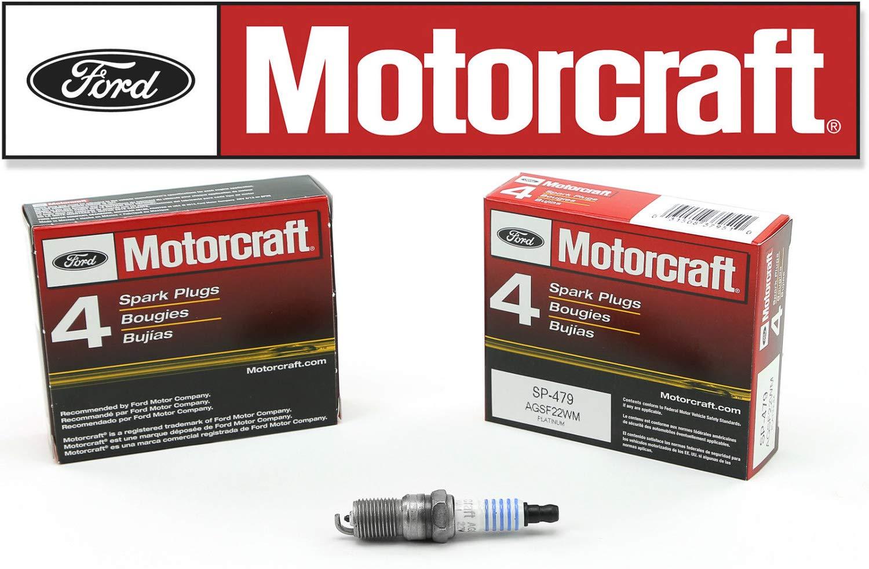 Amazon.com: Tune Up Kit 2003 Ford F150 5.4L V8 Ignition Coil DG508 Spark Plug SP4793: Automotive