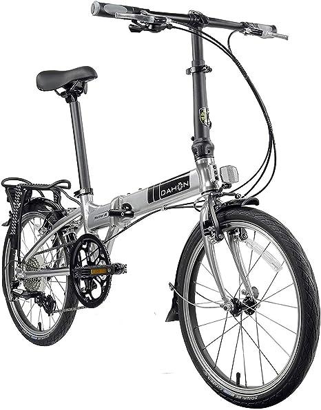Dahon Mariner D8 Floral plegable para bicicleta: Amazon.es ...