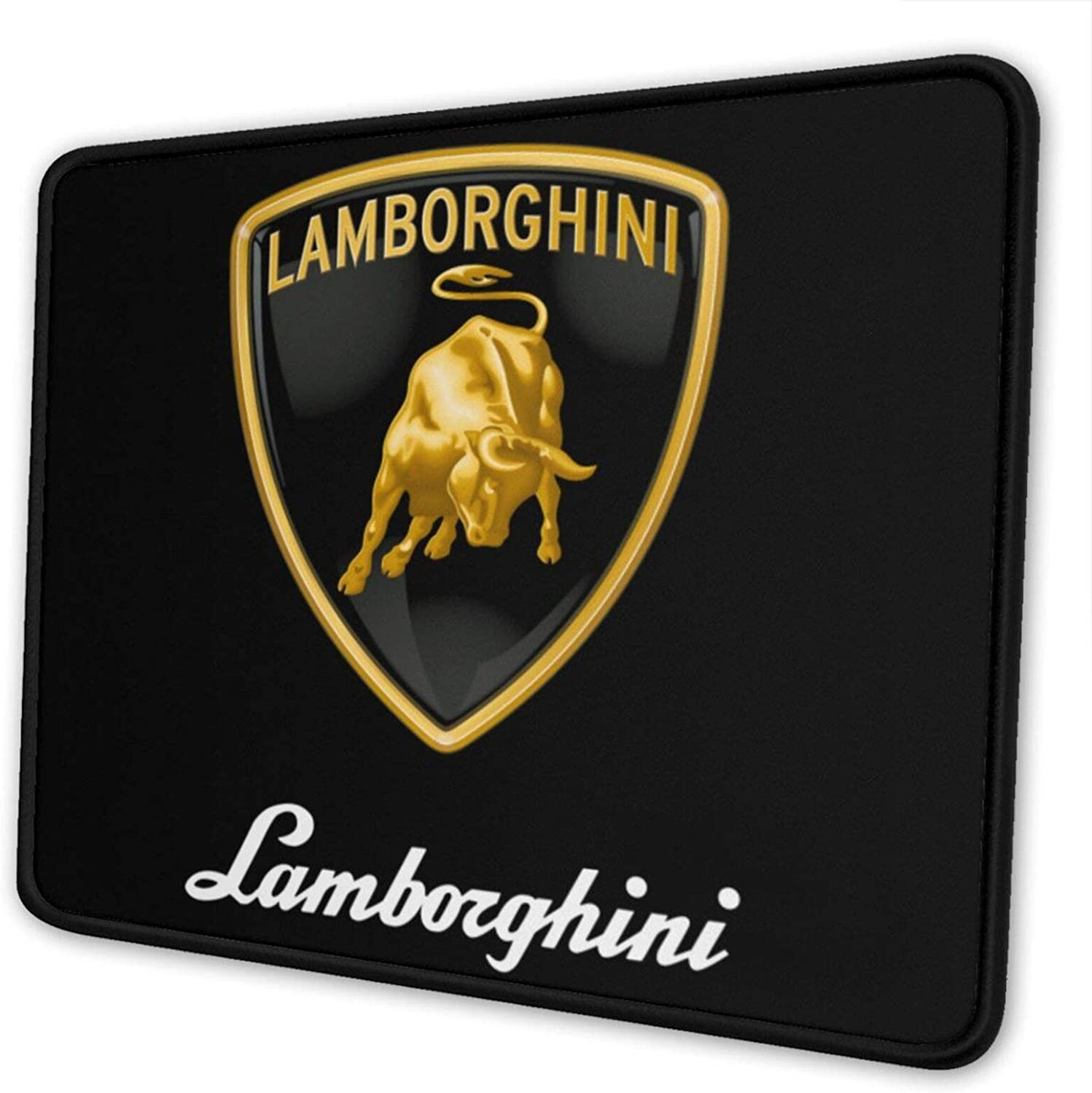 Lam-BOR-Ghi-Ni Mouse Pads Pack with Non Slip Computers Laptop Office&Home Many Yards