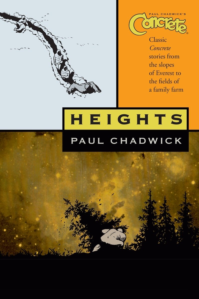 Concrete Volume 2: Heights (Vol. 2) by Dark Horse Books