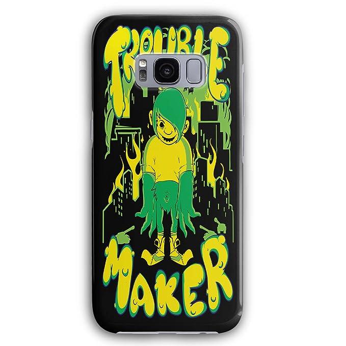 Amazon com: Trouble Maker Art Chaos 3D Samsung Galaxy S8