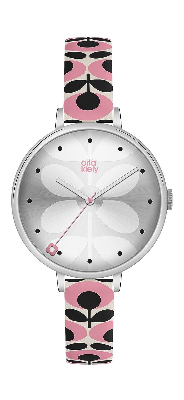 Orla Kiely Damen-Armbanduhr OK2173