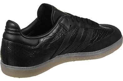 save off 2703b ef45a adidas Samba W, Chaussures de Sport Femme - Noir - Noir (Negbas Negbas