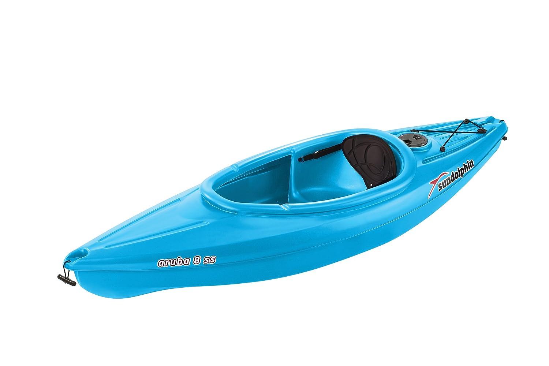 Sun Dolphin Aruba SS 8 Foot Sit In Kayak