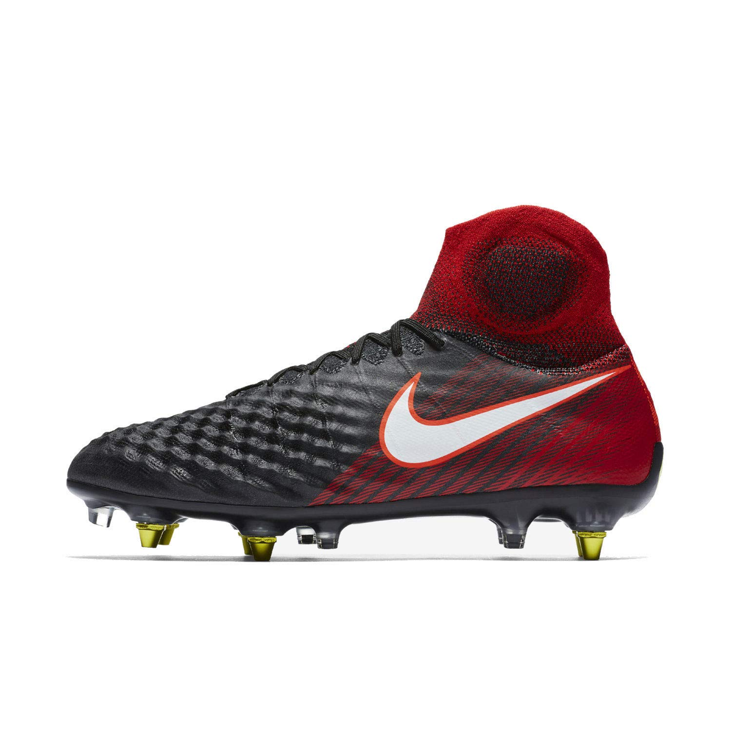 vista previa de diferentemente distribuidor mayorista Amazon.com | Nike Magista Obra II SG Pro AC Black/RED Men's ...