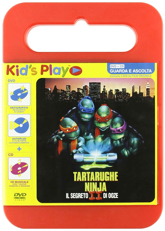 Amazon.com: tartarughe ninja ii dvd+cd dvd Italian Import ...