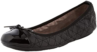 Butterfly Twists Womens Olivia Closed Toe Ballet Flats