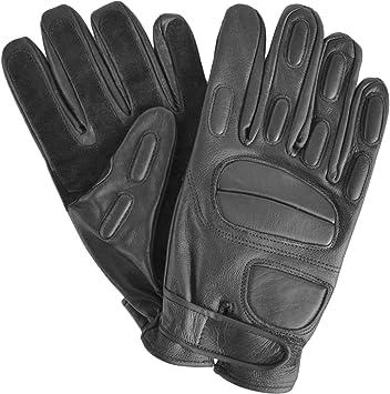 Security Vollfingerhandschuhe für Outdoor und Sport mit Protektoren Damen