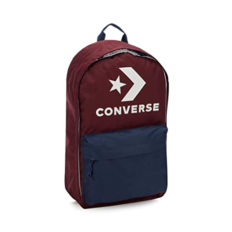 Converse 2019 Mochila Tipo Casual, 46 cm, 22 litros, Rojo