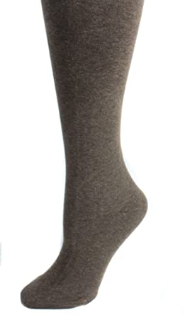a57759796 MeMoi Women s Flat Knit Cotton Blend Sweater Tights (Q1 Q2