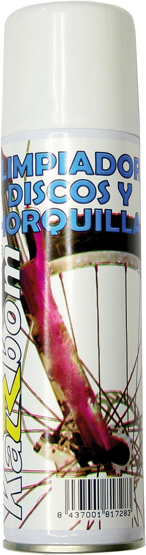 Limpiadiscos y barras horquilla Spray Bompar 250 ml