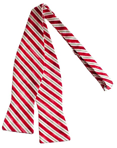 Adult size Candy Cane Striped Suspenders Christmas Holiday Wear fnt
