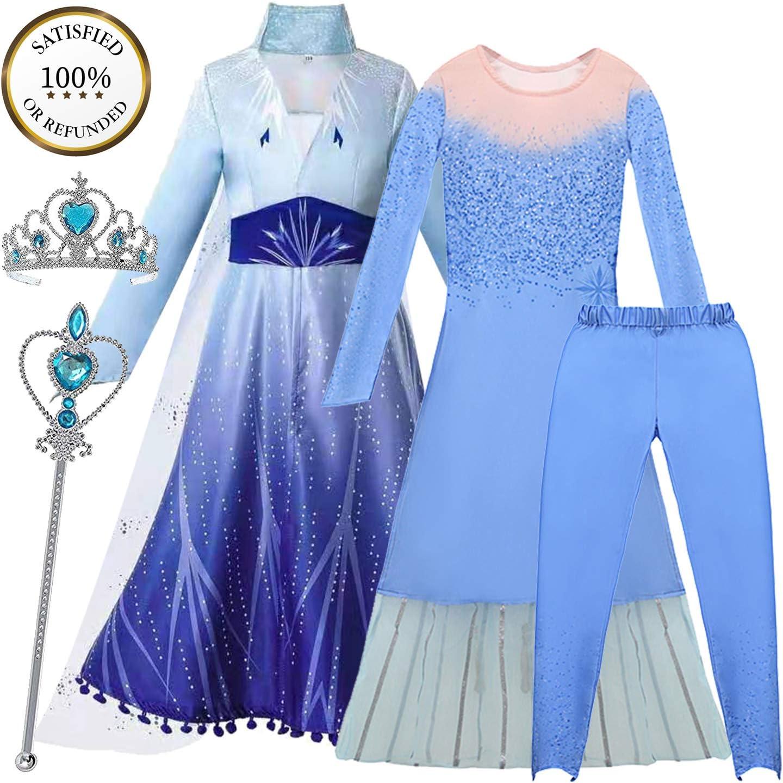 O/³ D/éguisement Princesse Anna Anna 110