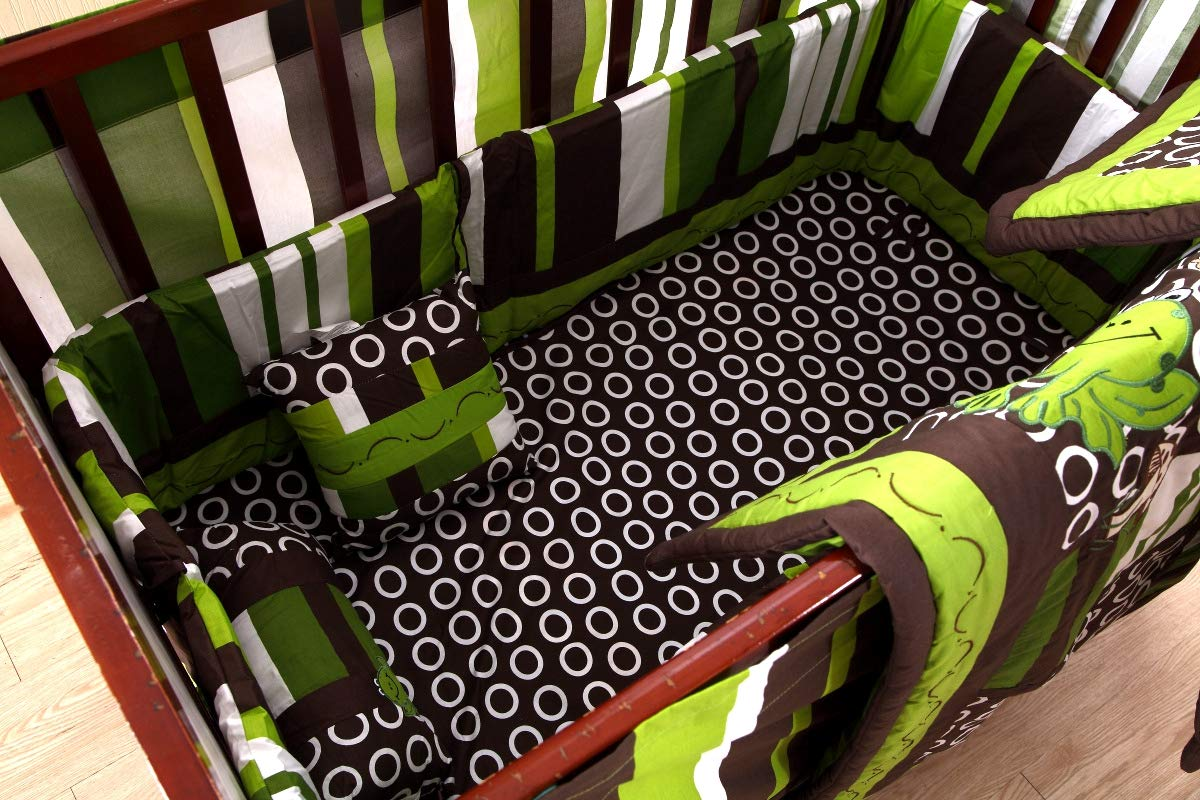 Amazon.com: DK Leigh - Juego de cama para niño (10 piezas): Baby