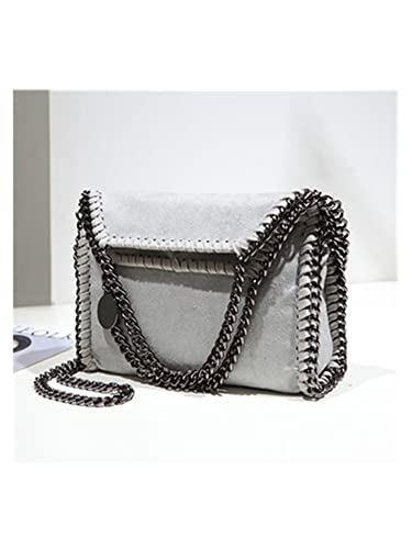Gail Jonson 2018 New Women Message Bag Fashion Chains Crossbody Bags Shoulder Bag Bolsa Feminina Carteras