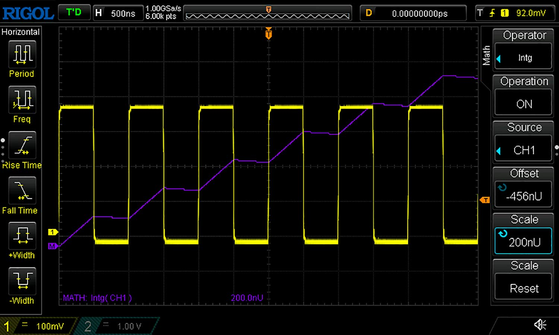 100 MHz, 2 canales RIGOL DS1102Z-E Osciloscopio digital