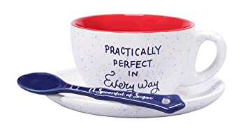 Saucer Mary Poppins Perfect Set And Cup N0wPXOk8n
