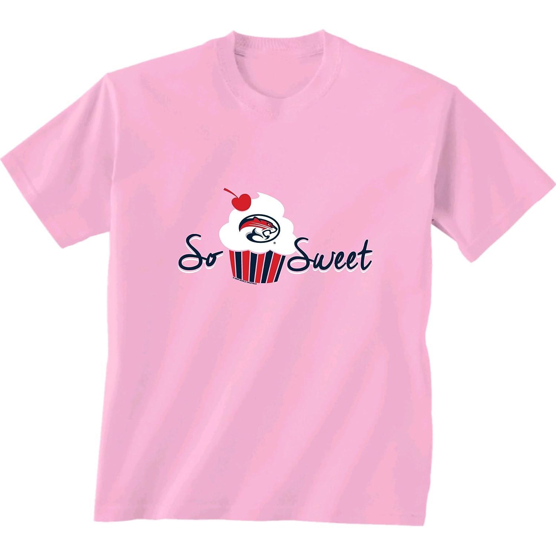 暮らし健康ネット館 NCAA Houston Cougars子供用カップケーキ半袖Tシャツ Houston 4T 4T B01NH5B6N0 ピンク B01NH5B6N0, 高木海藻店:def40223 --- a0267596.xsph.ru