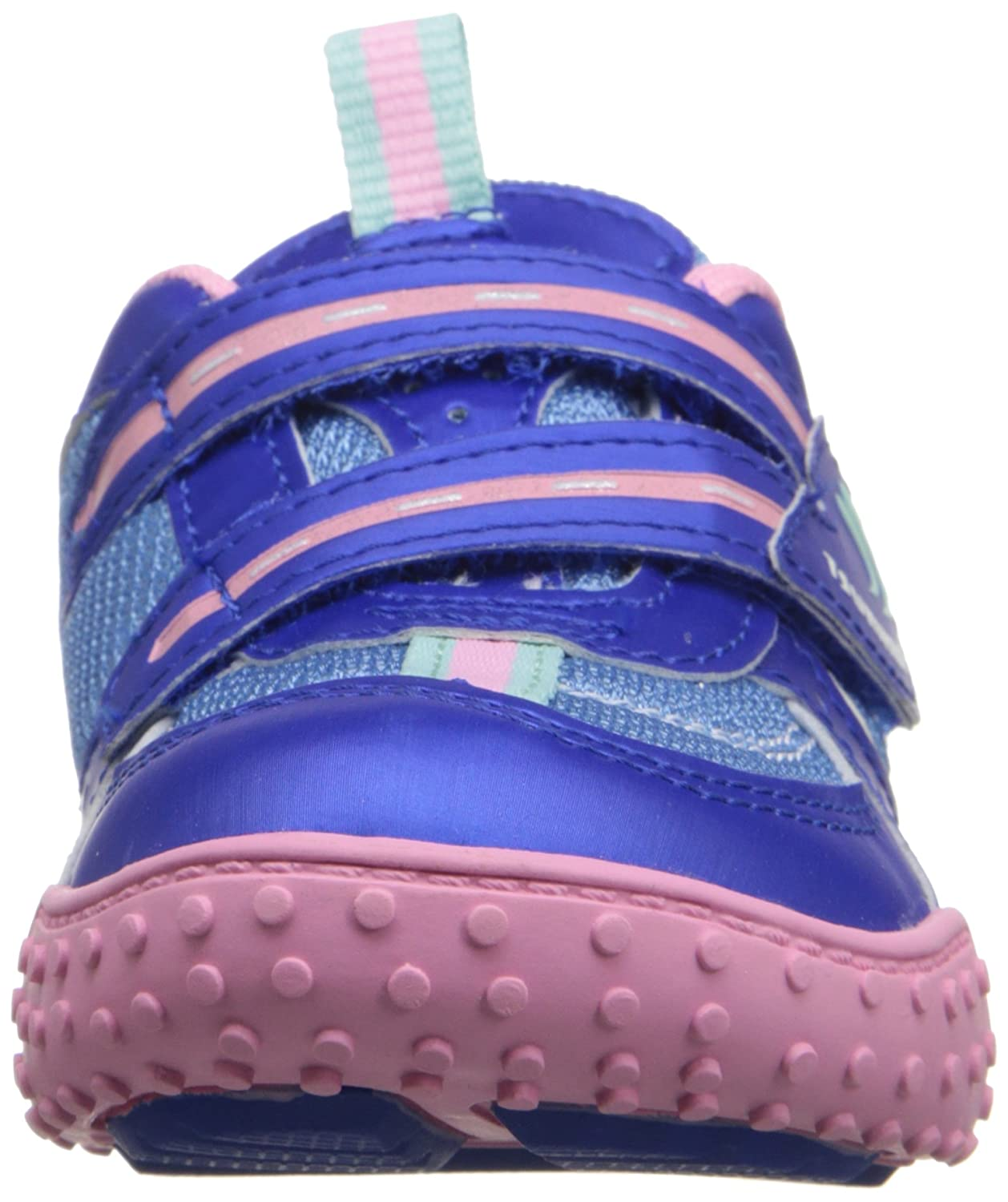 Tsukihoshi Wheel Casual Sneaker Royal//Pink 9.5 M US Toddler Wheel Toddler//Little Kid//Big Kid K