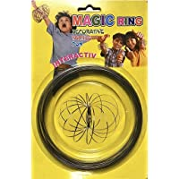 Shopkooky Magic Ring Flow Rings, Kinetic Rings Toy for Kids and Adults (Pack of 1)