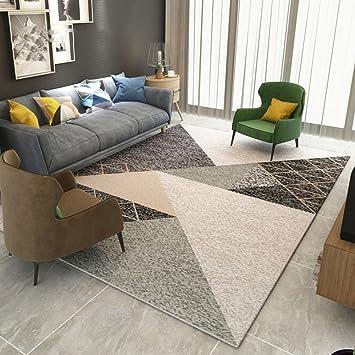 Amazon.com: LJ&XJ Minimalist Area Rugs,European Style Carpet ...
