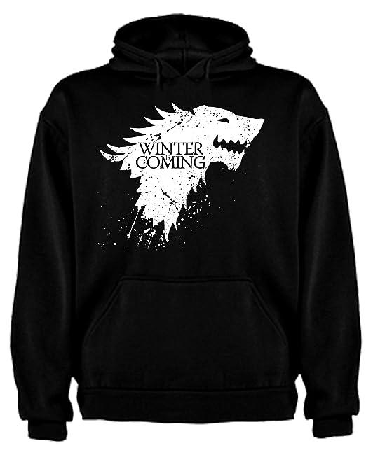 The Fan Tee Sudadera de NIÑOS Juego de Tronos Stark Lanister Targaryen Jon Nieve Arya Coming: Amazon.es: Ropa y accesorios